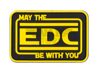 EDC Rubber Patch