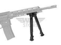 M-LOK Swivel Bipod Long