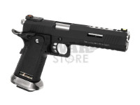 Hi-Capa 6 Force A Silver Barrel Full Metal GBB