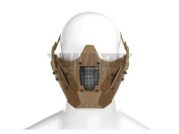 Warrior Steel Half Face Mask