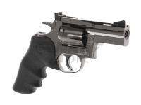 2.5 Inch DW 715 Revolver Full Metal Co2