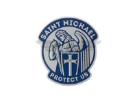 Saint Michael Rubber Patch