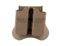 Double Mag Pouch for P226 / M9 / CZ P-09