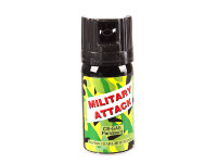 Obranné spreje CS MILITARY Atack - 40ml