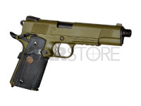 M1911 MEU Full Metal GBB Jungle Combat