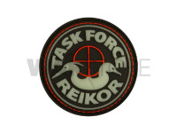 Task Force REIKOR Rubber Patch Glow in the Dark