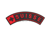 Suisse Rubber Patch Blackmedic