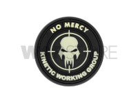 Kinetic Working Group Rubber Patch