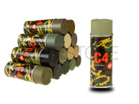 C4 Mil Grade Color Spray RAL 6013