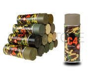 C4 Mil Grade Color Spray RAL 7006