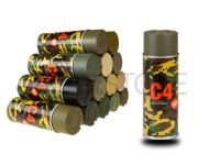 C4 Mil Grade Color Spray RAL 7013