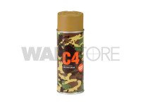 C4 Mil Grade Color Spray RAL 8000