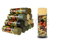 C4 Mil Grade Color Spray RAL 1002