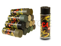 C4 Mil Grade Color Spray RAL9021