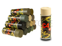 C4 Mil Grade Color Spray RAL1039
