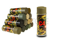 C4 Mil Grade Color Spray RAL6040
