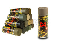 C4 Mil Grade Color Spray RAL7050