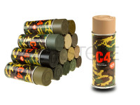 C4 Mil Grade Color Spray RAL8031
