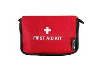 Mil-Tec - First Aid Kit - Small - Red - 16026000