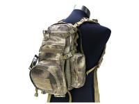 972e9ff32bf Bojový kombinovaný batoh 45L - černý - Airsoft shop - Warstore